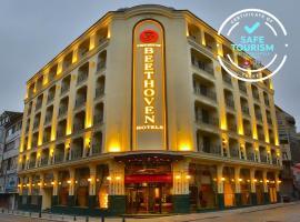 Beethoven Premium Hotel, hotel near Suleymaniye Mosque, Istanbul