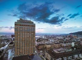 becozy Self Check-in & Pop-up Hotel, hotel in Zurich