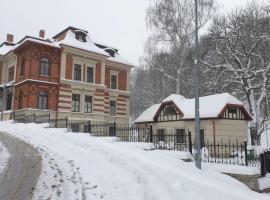 Hotel Charlotta – hotel w Jedlinie-Zdroju