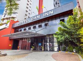 Dan Inn Sorocaba, hotel em Sorocaba
