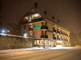 Hotel Petit Lacreu, hotel near Boí Taüll Ski Resort, Salardú