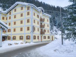 Hotel Milano, hotel v destinaci Santa Caterina Valfurva