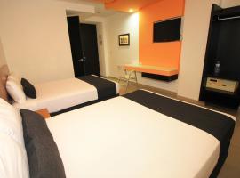 Nu Hotel, hotel in Veracruz