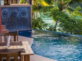 Villa Lala Boutique Hotel, отель в городе Пуэрто-Вальярта