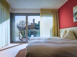 Hotel Unione, Hotel in der Nähe von: Bahnhof Bellinzona, Bellinzona