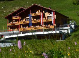 Hotel Garni Alpina, hotel in Damuls