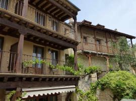 Hosteria del Arco, hotel económico en Pedraza