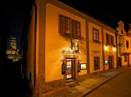 Hotel Konvice, hotel v destinaci Český Krumlov