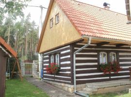 Chalupa Erika, vacation home in Dobšín