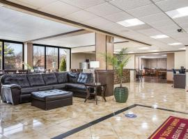 Clarion Inn and Suites Airport, hotel near Gerald R. Ford International Airport - GRR,