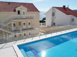 Villa Samba, romantic hotel in Mlini