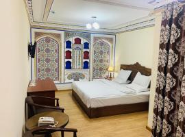 Hotel Fatima Boutique, hotel in Bukhara