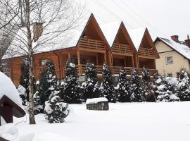 Domki drewniane całoroczne – dom wakacyjny w Wiśle
