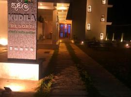 Kudila Resort, hotel v destinaci Anuradhápura