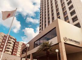 Ouro Minas Palace Hotel, hotel em Belo Horizonte