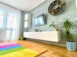 Wieniawskiego Street, apartment in Konin
