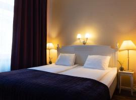 Best Western Hotel Bentleys, hotel in Stockholm