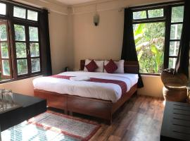 Greenfield Sikkim Hotel, hotel near Hanuman Tok, Gangtok