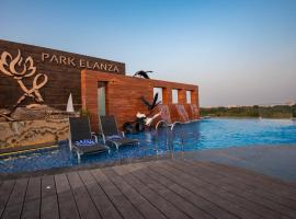 Hotel Park Elanza Coimbatore, отель в городе Коимбатур