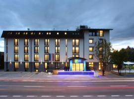 Holiday Inn Express Ljubljana , an IHG hotel, отель в Любляне