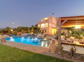 Villa Odyssia, villa in Agios Nikolaos