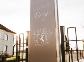 Gasthof Berger, Hotel in der Nähe von: LOKschuppen Simbach am Inn, Sankt Peter