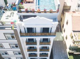 Sunset Hotel & Apartment, отель в Вунгтау