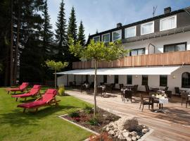 AVITAL Resort, hotel Winterbergben