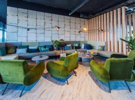 Ibis Styles Rouen Centre Rive Gauche, hotel en Rouen