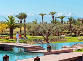 Fairmont Royal Palm Marrakech, отель в Марракеше