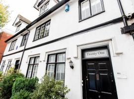 NEW Bespoke 2 BED Town Centre Serviced Apartment, apartment in Ipswich