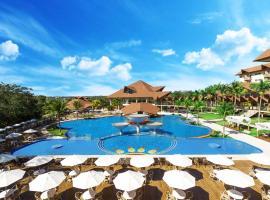 Recanto Cataratas - Thermas, Resort e Convention, hotel in Foz do Iguaçu