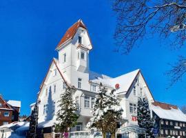 Hotel Askania, hotelli kohteessa Braunlage