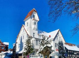 Hotel Askania: Braunlage şehrinde bir otel