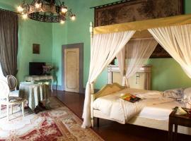 Villa Il Fedino, hotel in San Casciano in Val di Pesa
