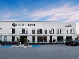 Hotel Leo, hotel en Monesterio