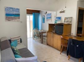 Artemis Beach Apartment, Ferienunterkunft in Pyla