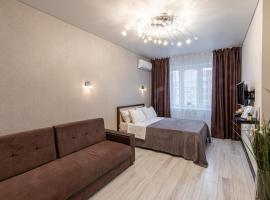 1 и 2х комнатные апартаменты у Парка Краснодар жк Панорама, апартаменты/квартира в Краснодаре