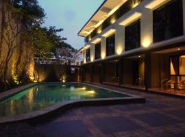 White Rock Lodge, guest house in Nusa Dua