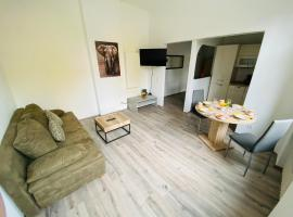 Exclusive Appartments near Central Station, pet-friendly hotel in Dortmund