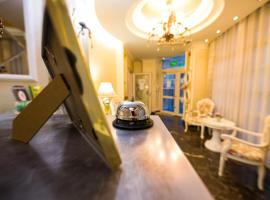 Hotel Helin Central, hotel din Craiova