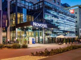 Novotel Lodz Centrum – hotel w Łodzi