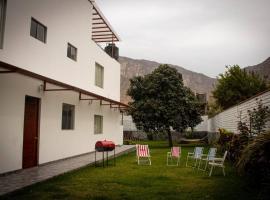 Casa Blanca - Alquiler Casa de Campo en Cieneguilla, room in Cieneguilla