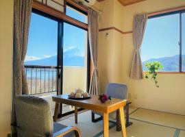 旅館 風月湖, hotel in Fujikawaguchiko
