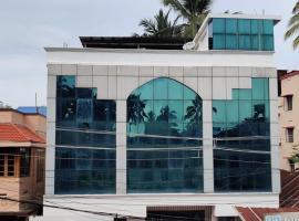 MEGHNA RESIDENCY, hotel in Trivandrum