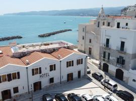 Hotel Punta San Francesco, hotel in Vieste