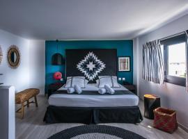 Indigo Inn, hotel in Hersonissos