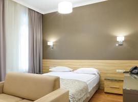 Aparthotel Izmaylovskiy park (Home Hotel), hotel in Moscow