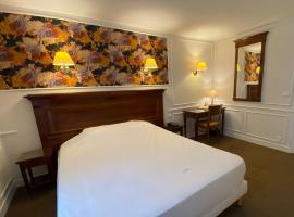 Hotel Touring Opera, отель в Париже, рядом находится Концертный зал La Cigale