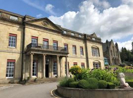 Shrigley Hall Hotel, country house in Macclesfield